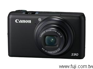CANONPowerShot-S90數位相機(數位蘋果網)