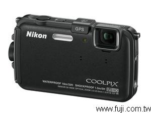 NIKONCoolpix-AW100數位相機(數位蘋果網)