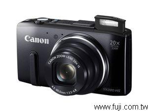 CANONPowerShot-SX280HS數位相機(數位蘋果網)