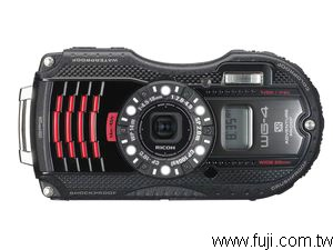 RICOHWG-4GPS數位相機(數位蘋果網)