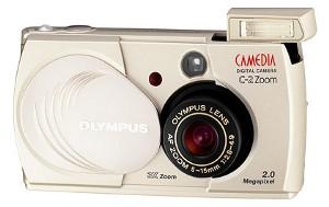OLYMPUSC-2z數位相機(數位蘋果網)