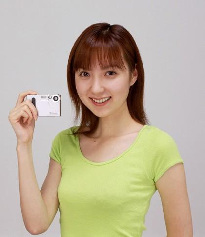 CASIOEX-M1數位相機(數位蘋果網)