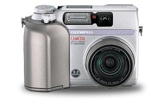 OLYMPUSC-3020zoom數位相機(數位蘋果網)