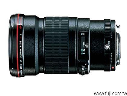 CANON原廠EF 200mm F2.8 L USM II 鏡頭(EF200mmF2.8 LUSMII )
