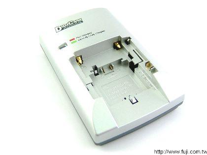 台製壁插SONY攝影機通用型輕便型快速充電器(EC-567L)