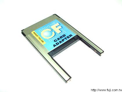 CompactFlash TYPE I / II TO PCMCIA轉接卡(eoair)