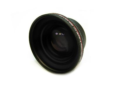 82大口徑0.45x超廣角鏡頭含近拍鏡片(黑色.77mm)(PRO77045)