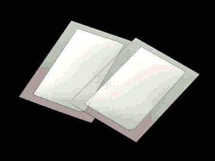 NIKON D80專用型DPS鏡面硬式抗刮保護貼(雙LCD,兩份裝)(IND80)