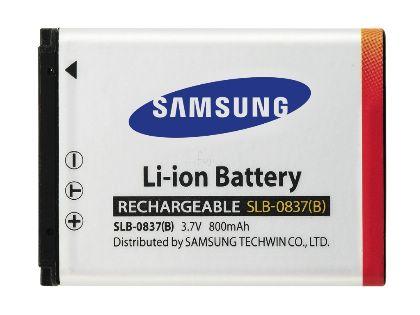 Samsung原廠SLB-0837B充電鋰電池