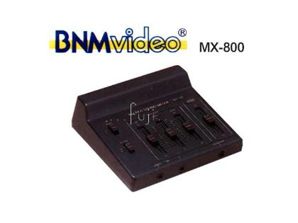 BNM簡易型混音機(MX-800)