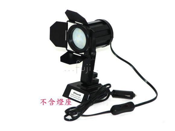 CAMKA肯佳6W LED攝影燈(無電池)(CKA30L)