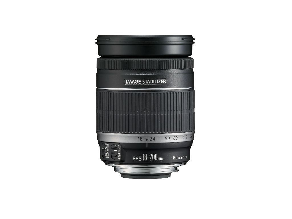 CANON?��?EF-S 18-200mm f/3.5-5.6 IS ?⊿�� ((閮�鞈潛楊�?嚗�A6255