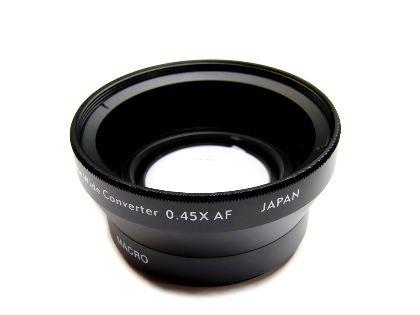 高畫質0.45x超廣角46mm鏡頭(黑色)(RAW45461)