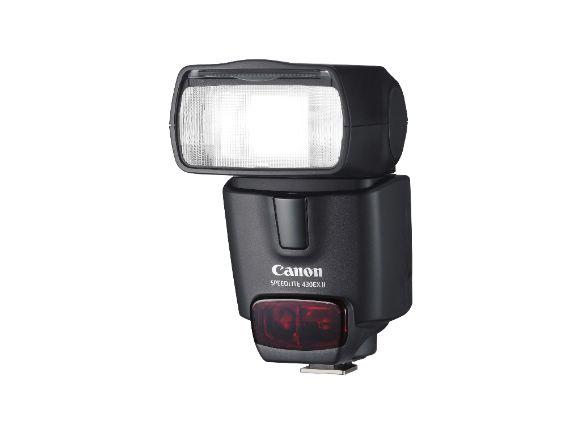 CANON原廠SPEEDLITE 430EX II閃光燈(彩虹公司貨)(430EX II)