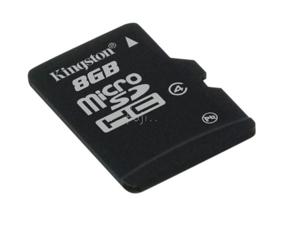 KINGSTON金士頓8GB (Class 4) 高容量microSDHC卡(SDC4/8GBFE)