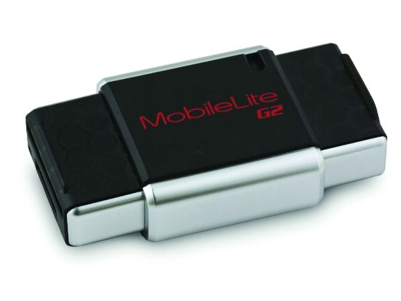 Kingston金士頓 MobileLiteG2讀卡機(FCR-MLG2)