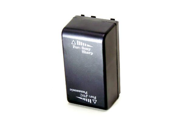 台製V8 / VHS-C攝影機用充電電池(V8 / V12舊機救星)(NP-77L)