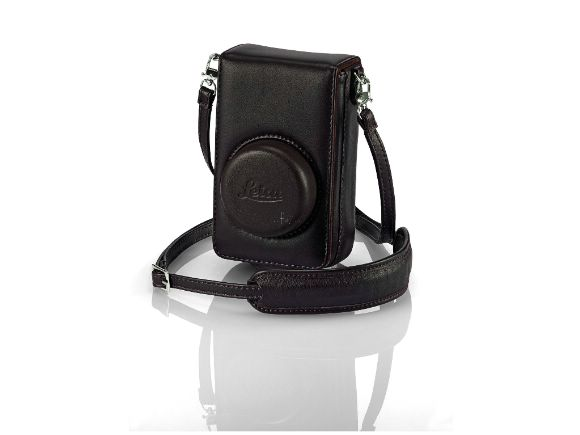 LEICA原廠X1 leather case真皮皮套(黑色)(X1 leather case)