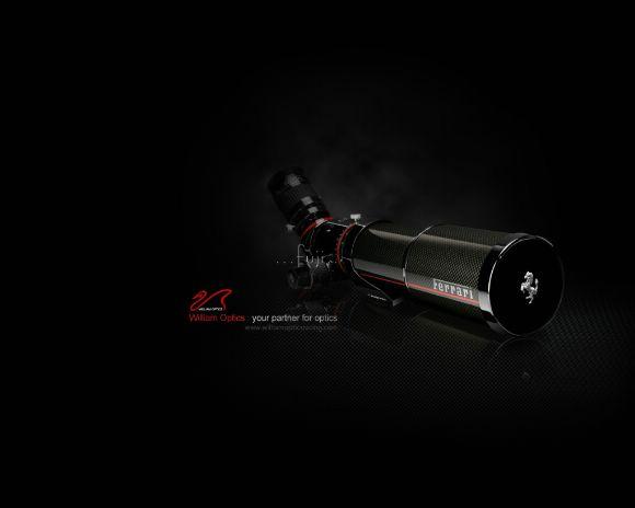 Ferrari 法拉利ZenithStar Anniversary Ed 70 天頂之星折射式望遠鏡(60週年紀念版)(ZenithStar Anniversary Ed)