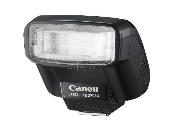 CANON原廠SPEEDLITE 270EX閃光燈(彩虹公司貨)(270EX)