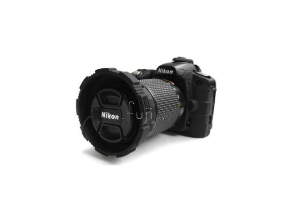 CameraArmor相機盔甲For Nikon D80(黑色)(CA-1111)
