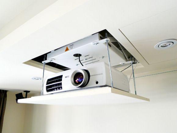 輕便型剪刀式投影機升降架(不含施工)(CXE-60)