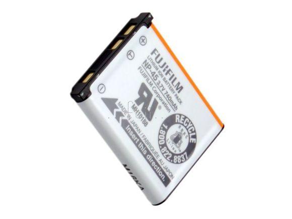 FUJIFILM原廠NP-45充電式鋰電池(NP-50)