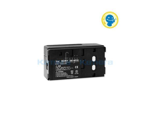 SONY用NP-98高容量攝影機專用鋰電池(V8 / V12用)(NP-98)