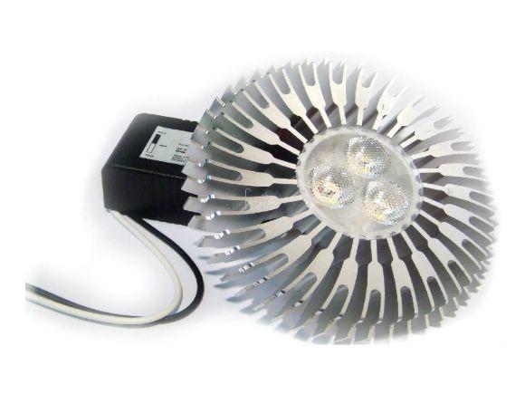 LINGO高功率白光7.5WLED AR111照明模組(YL-AR111-7)