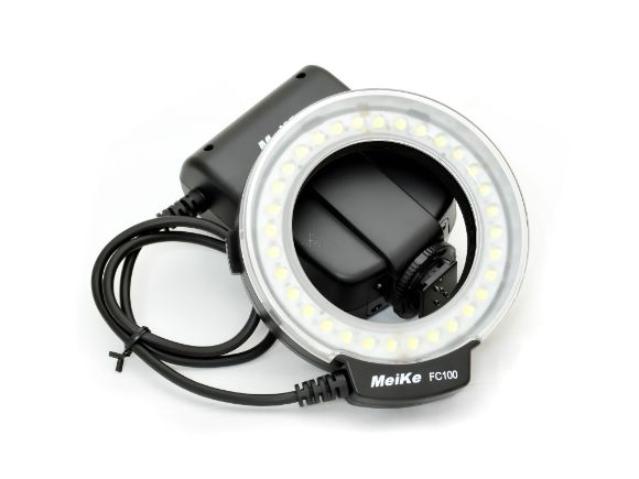 LED MACRO RING FLASH FC100環形閃光燈(FC100)