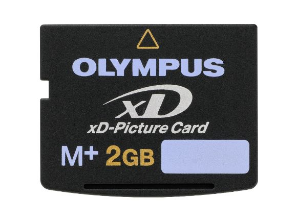 xD-Picture(M+)2GB記憶卡(OLYMPUS/FUJIFLM適用)(M-XD2GMPL)