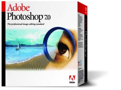 Adobe奧多比Photoshop7影像處理軟體(Photoshop7)