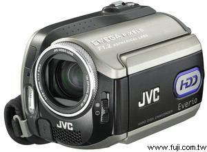 JVC 傑偉世Evrio GZ-MG275數位多媒體攝影機(含40GB硬碟)