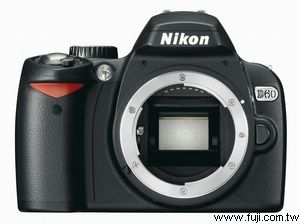 NIKON D60專業數位機身(不含鏡頭)
