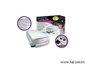 Microtek全友ScanMaker 8700掃描器(雙平台)