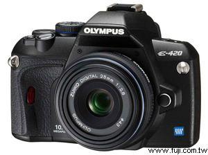 Olympus奧林巴司E-420專業數位相機(含EZ2528鏡頭)