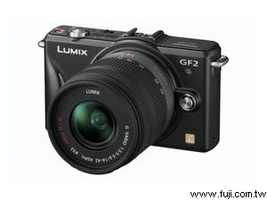 Panasonic國際DMC-GF2專業數位相機(含M14-42mm鏡頭)