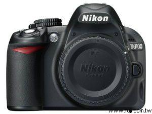 NIKON D3100數位單眼機身(不含鏡頭)
