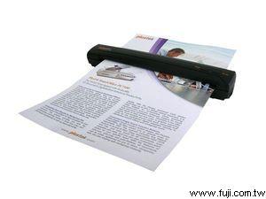 Plustek精益MobileOffice S400攜帶式A4彩色掃描器