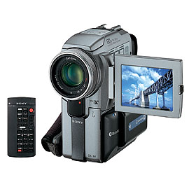 SONY-DCR-PC115數位液晶攝錄放影機