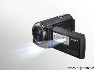 SONY索尼HDR-PJ580V投影系列高畫質數位攝影機(內建32G)