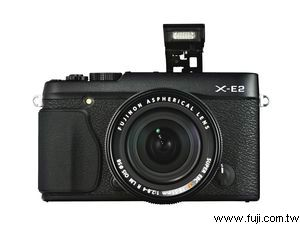 Fujifilm富士X-E2數位相機(含18-55mm 變焦鏡)