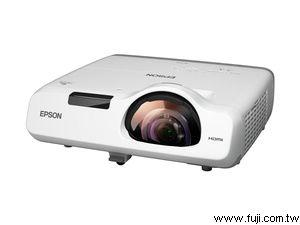EPSON愛普生EB-520短焦數位液晶投影機