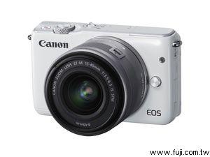 CANON佳能EOS-M10單鏡組(EF-M 15-45mm IS STM)
