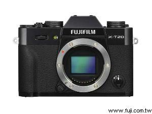 Fujifilm富士X-T20數位相機(不含鏡頭)