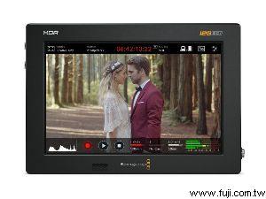 Blackmagic專業Video Assist 7 12G監看錄影螢幕(4K記錄器)