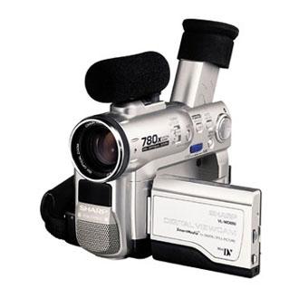 SHARP夏普VL-WD650U DV數位照相攝錄放影機