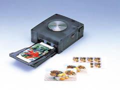 CANON-CP-10小型照片熱昇華打印機